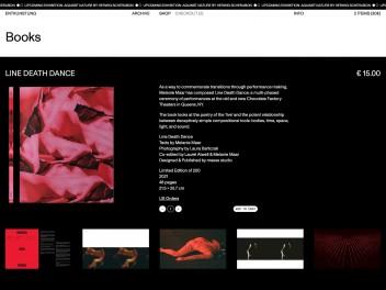 "Screenshot of ""Entkunstung"""