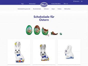 """Screenshot of """"Klett Schokolade"""""""